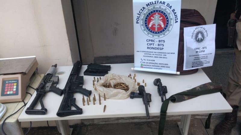 Trio ligado a crimes na região da Chapada Diamantina morre em confronto com a polícia