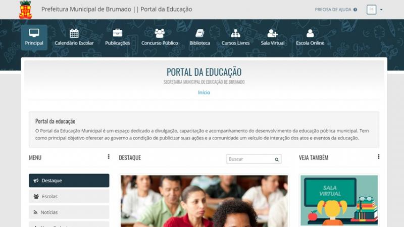 Prefeitura de Brumado retoma cadastro para o Programa de Acesso Estudantil ao Ensino Superior