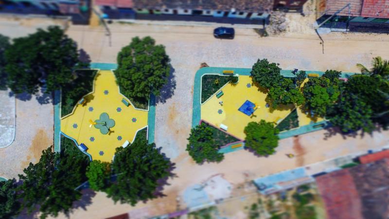 Convite: Prefeitura de Tanhaçu realizará inauguração de nova praça no povoado de Laços