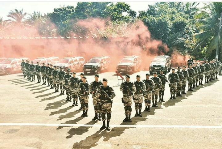 Soldado lotado na 34ª CIPM se forma em curso especializado para atuação em áreas de alto índice de criminalidade