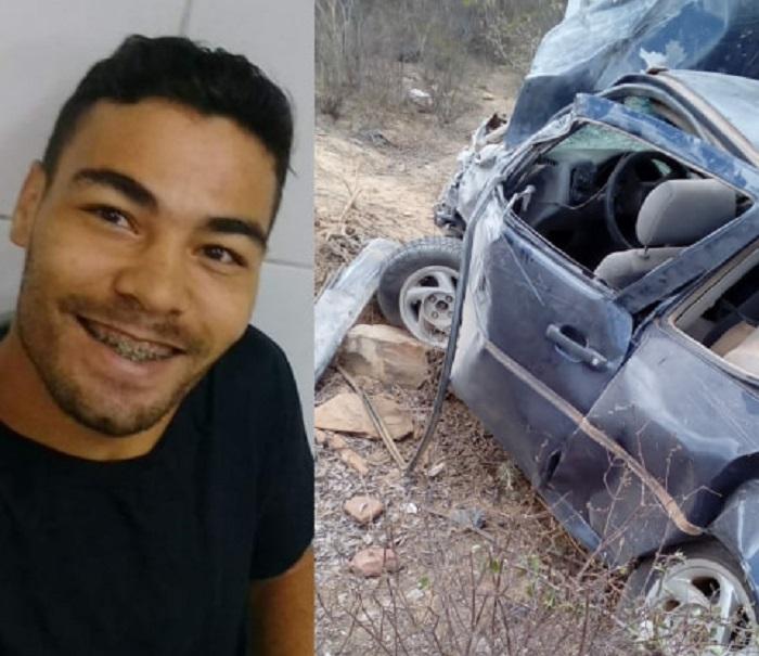 BA-148: jovem morre em grave acidente entre Jussiape e Rio de Contas