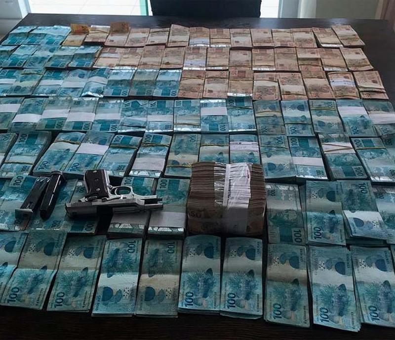 Bahia: Dois prefeitos são afastados e mais de R$ 800 mil são apreendidos com empresário envolvido em esquema de fraude