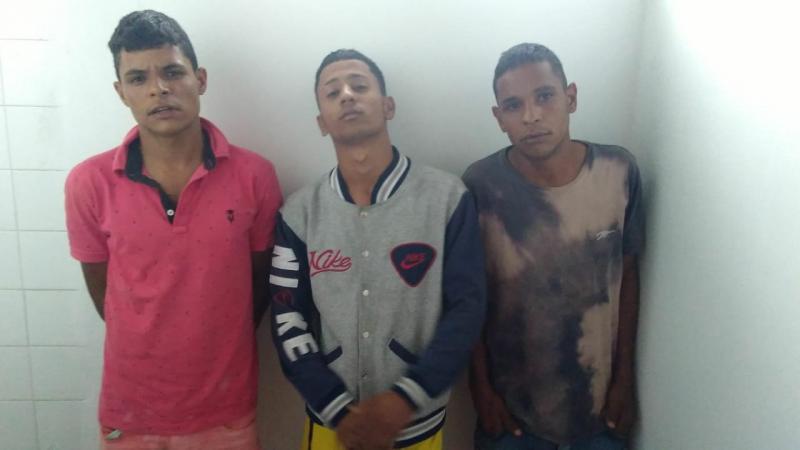 Polícia prende autores da morte de comerciante barraestivense