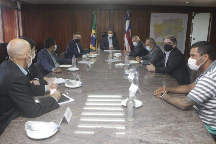 Após saída da Ford, Rui Costa participa de reunião com grupo de trabalho para viabilizar nova montadora para a Bahia