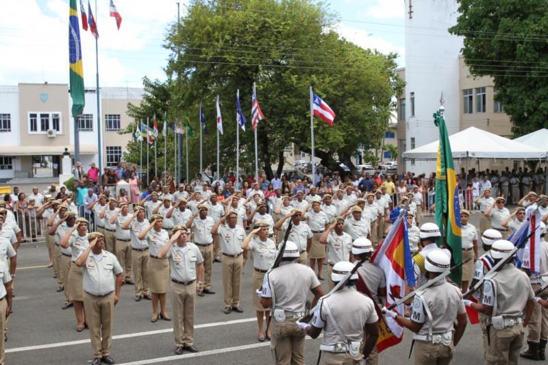 Polícia Militar ganha mais 301 sargentos após formatura