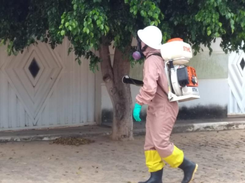 Prefeitura de Malhada de Pedras realiza ações de combate a dengue