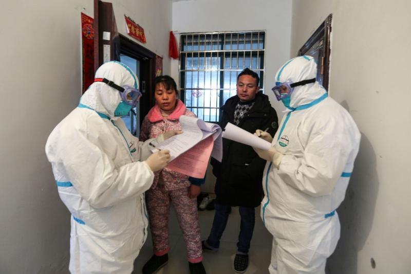 Itamaraty busca família brasileira com suspeita de coronavírus
