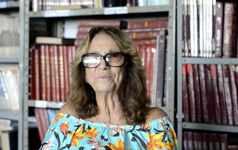 ENSF: Dona Zezé homenageia todas as mulheres pelo seu dia; veja o vídeo