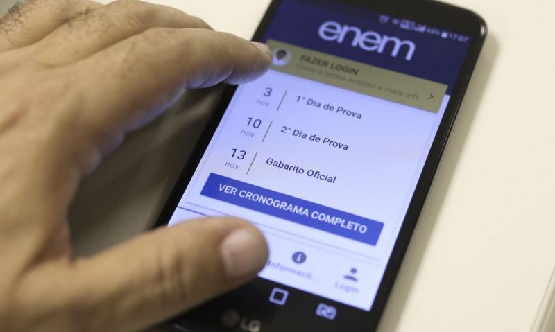 Educação: Cartão de Confirmação do Enem já está disponível