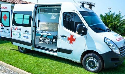 Malhada de Pedras é beneficiada com ambulância no valor de R$ 80 mil