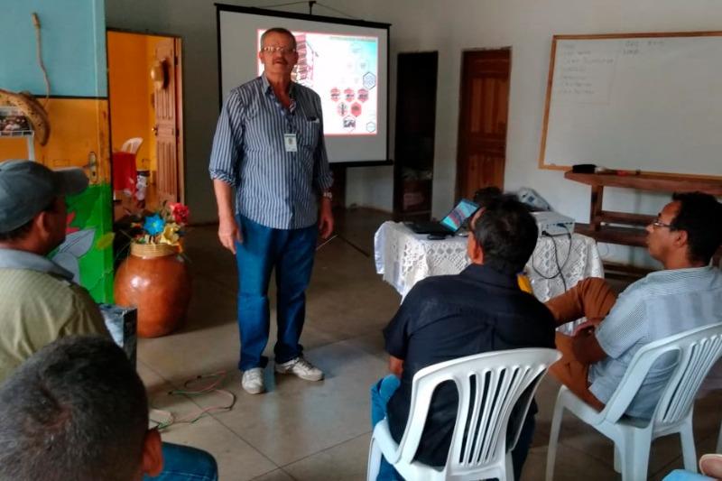 Guajeru: Semana da Agricultura familiar é comemorada com ciclo de palestras voltadas para capacitação dos agricultores