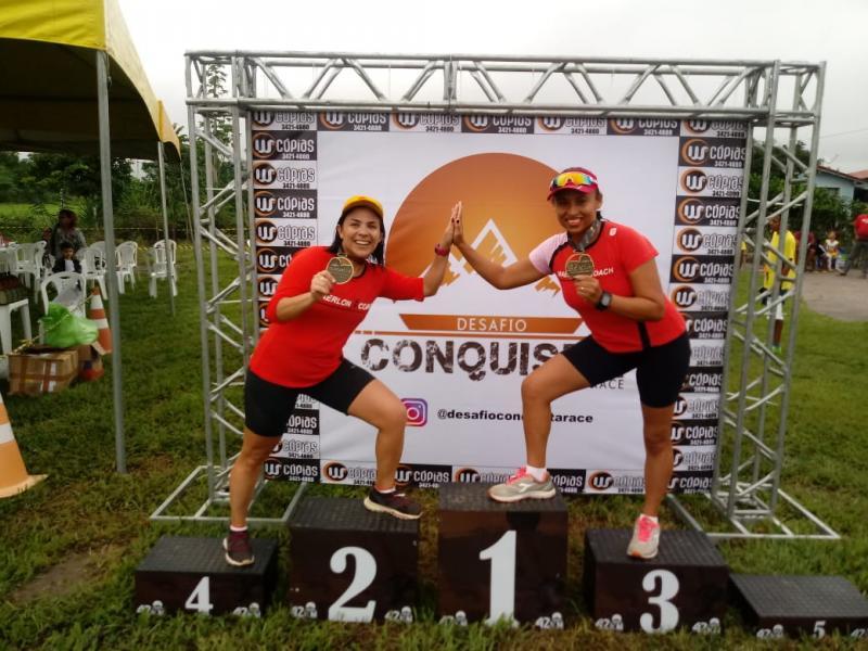 Conquista Race: Atletas representam Brumado no desafio e conquistam lugar no pódio