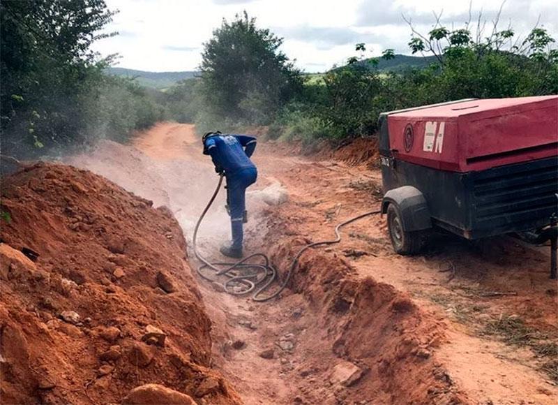 Água da transposição do Rio São Francisco chegará em breve em Brumado