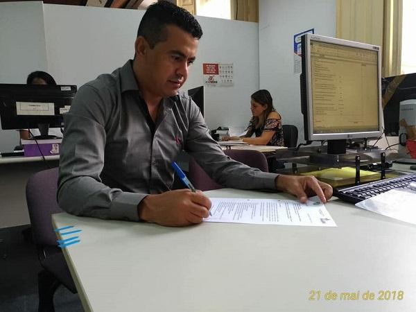 Prefeito de Guajeru viabiliza convênios, realização dos festejos de São Pedro e Campeonato Society