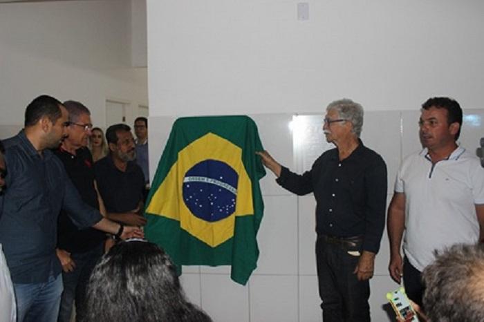 USB do Bairro São Jorge é inaugurada pela Prefeitura de Brumado