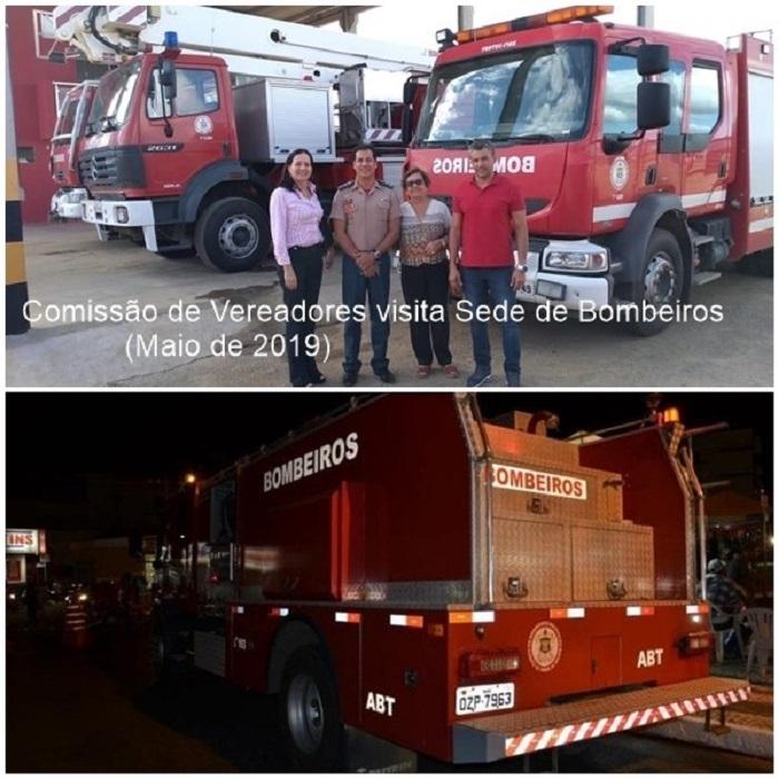 Denúncia de vereador foi confirmada: Guanambi perde instalação de Corpo de Bombeiros por falta de empenho