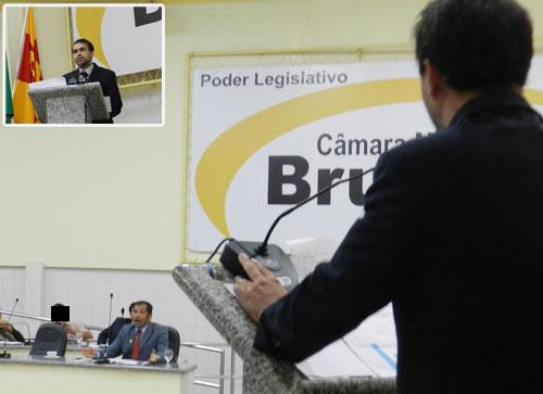 'Vossa Excelência mentiu' Diz Alessandro Lobo a Zé Ribeiro ao rebater denúncia