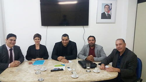 Presidente da Câmara Viabiliza regularização Fundiária Urbana para Rio do Antônio