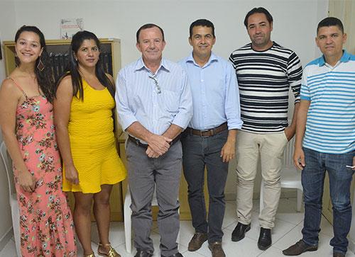 Guajeru e Rio do Antônio se unem na busca de soluções para o problema da falta de água