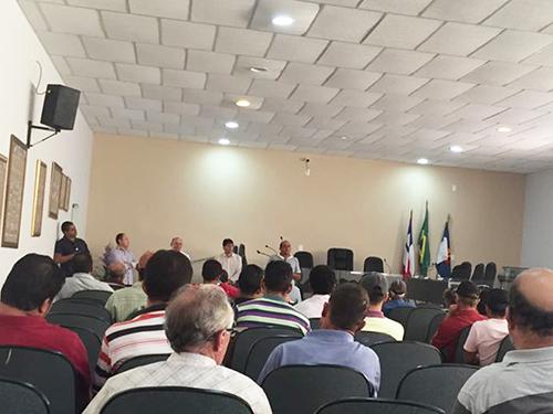 Parceria entre Prefeitura de Aracatu e Empresa de Conquista irá beneficiar o homem do campo