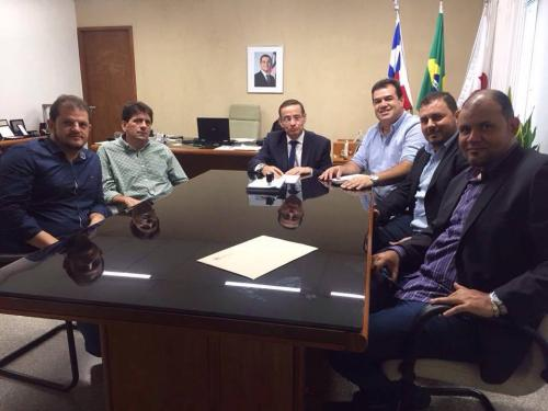 Dep. Marquinho Viana solicita perfuração de poços para minimizar efeitos da seca em Aracatu e outros municípios