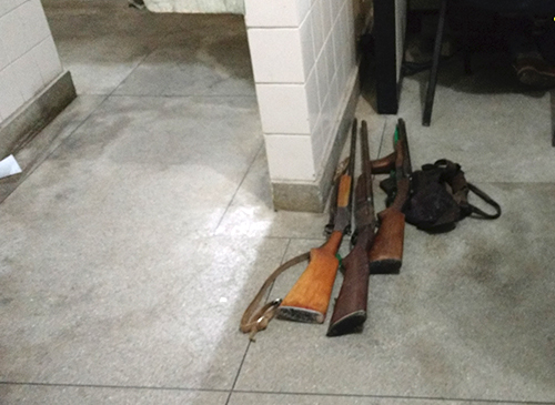 Jovem morre vítima de disparo acidental na zona rural de Maetinguense