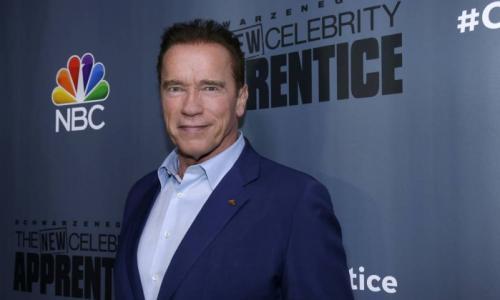 Arnold Schwarzenegger revela seu bordão na versão americana de 'O aprendiz'