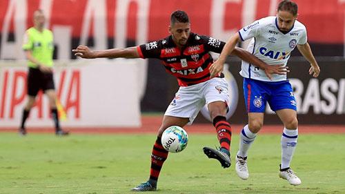 Bom para os dois: Atlético-GO vence jogo da taça, mas Bahia fatura acesso e volta à Série A!