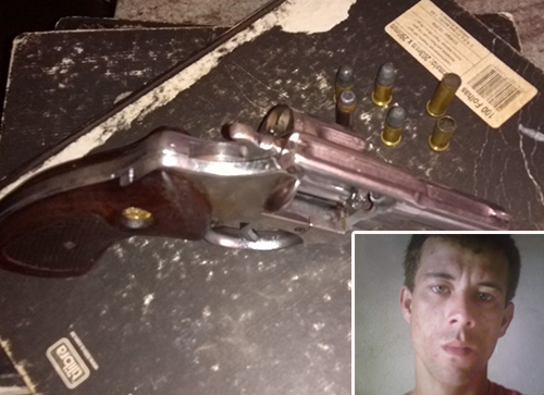 Bandido morre em confronto com Cipe Sudoeste em Barra da Estiva