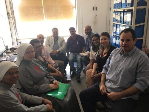 Deputado Nelson Leal intermedia reunião entre prefeito de Barra da Estiva e Sesab para discutir repasse do Estado ao Hospital Suzy Zanfretta