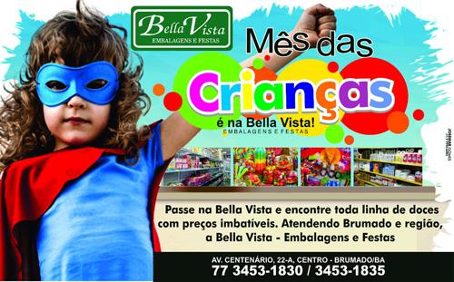A Bella Vista preparou ofertas incríveis para você garantir a alegria da criançada