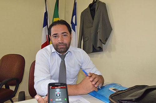 André Berkovitz fala sobre a sua postura como oposição ao prefeito de Rio do Antônio