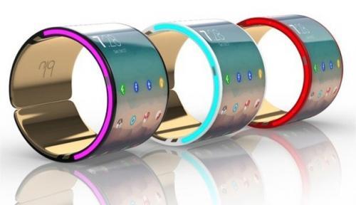 Novo celular é dobrável e pode ser usado como pulseira; saiba mais