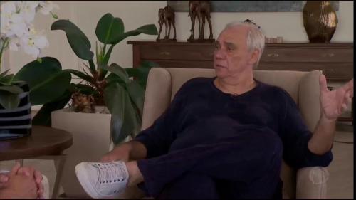 Marcelo Rezende revela que está com câncer no pâncreas e no fígado: 'não tenho medo da morte'