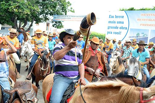 Guajeru: 10ª Cavalgada acontece no próximo domingo (02); inscrições já estão abertas