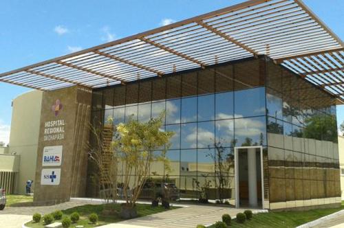 Hospital Regional da Chapada começa a atender o público a partir de domingo