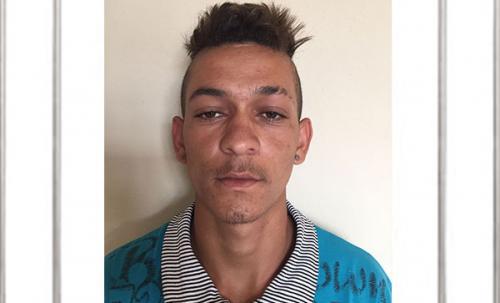 Acusado de homicídio em Condeúba é preso pela Polícia Civil