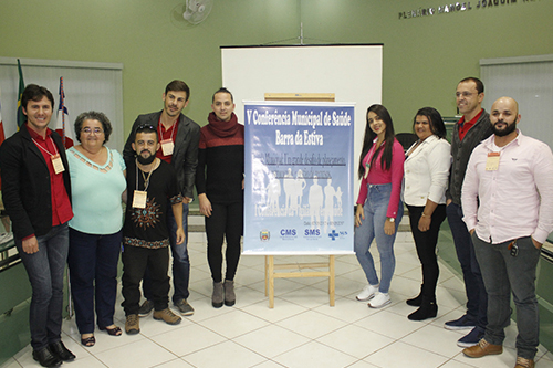 Foi realizada em Barra da Estiva a V Conferência Municipal de Saúde