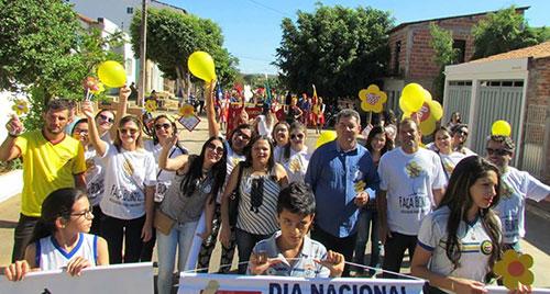 Prefeito Deca e Secretários participam ativamente da campanha 'Faça Bonito' em Rio do Antônio