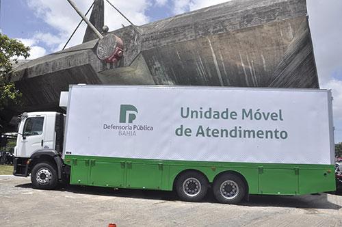 Unidade Móvel da Defensoria Pública atenderá em Caetité no dia 15 de setembro