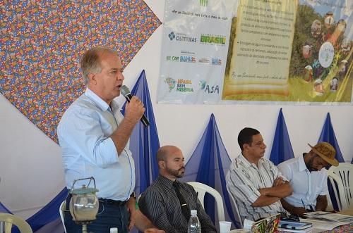 Autoridades brumadenses participaram do seminário da ASFAB em Malhada de Pedras