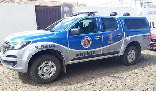 Fugitivo de Condeúba é preso em Caculé; um revólver e munições foram apreendidas
