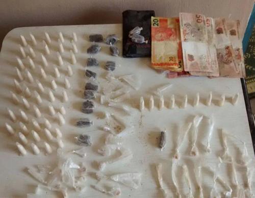 Homem é preso por tráfico de drogas em Guajeru