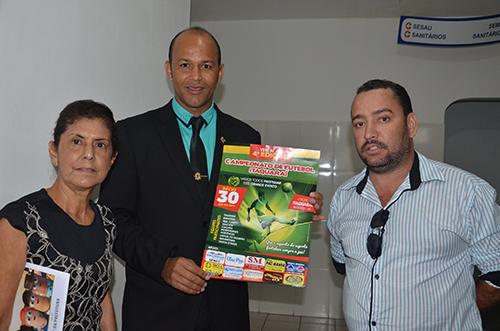 Brumado: Será realizado em Itaquaraí a 4ª edição do campeonato de futebol