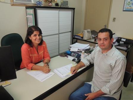 Vereador Weliton Lopes se reúne com gerente da Embasa para garantir direitos dos consumidores