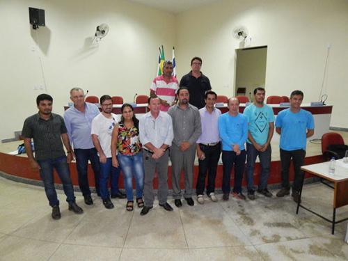 Reunião realizada em Rio do Antônio aprova termo de alocação de Água do Açude do Truvisco em Caculé