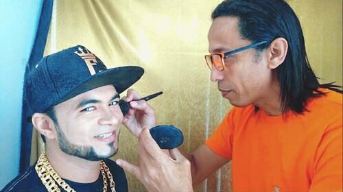 Em alta: Fann Estourado é registrado pelas lentes de Marcelo Guedes, o 'fotógrafo das estrelas'
