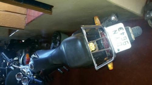 Moto furtada é recuperada pela polícia na Zona Rural de Aracatu