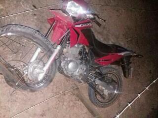 Polícia Militar recupera motocicleta roubada e apreende arma de fogo em Rio do Antônio