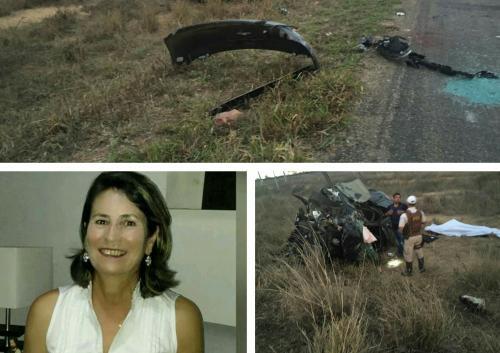 Capotamento: Acidente na Ba-262 deixa como vítima fatal uma brumadenses